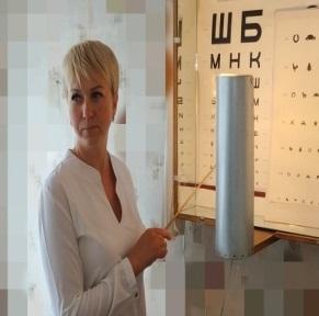 Колос Олеся Василівна