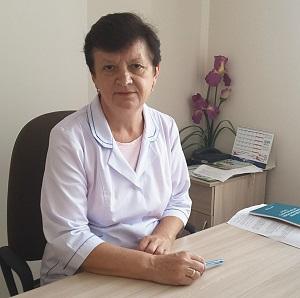 Вінникова Надія Федосіївна